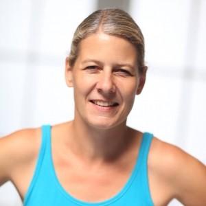 Yoga-Trainerin in Lüneburg, Porträt Okka Hippen